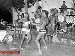 Danze esotiche